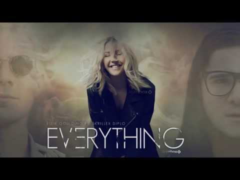 Skrillex & Diplo ft Ellie Goulding - Everything (Audio)