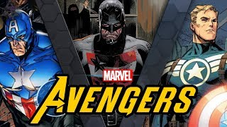 TOP 5 Suits for CAPTAIN AMERICA - Marvel's Avengers