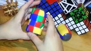 tutorial q borg creative pill shape irregular magic cube