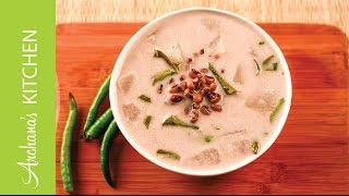 Kerela Olan Recipe (coconut Milk Vegetable Stew) By Archana's Kitchen