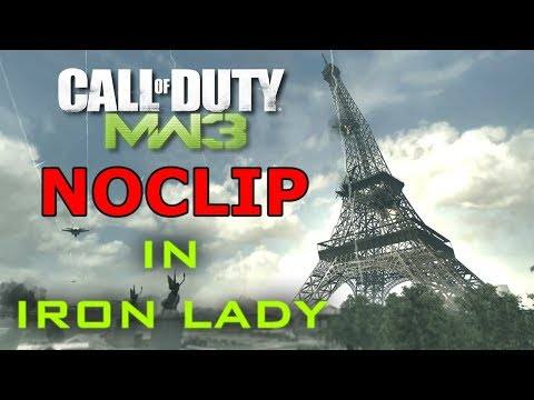Modern Warfare 3 Noclip in Iron Lady |