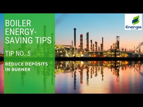 Energy tip 005 Reduce Deposits in Burner (Arabic)