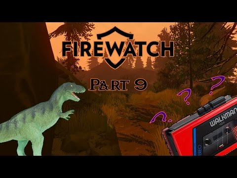 Blackmail, Bottoms up and Black Band [Firewatch Gameplay][Part 9]