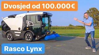 Dvosjed od 100.000€ - Rasco Lynx - testirao Juraj Šebalj