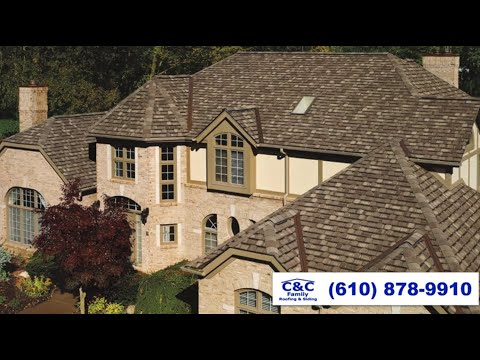 Residential Roofing Contractors Lansdowne Pa - CALL C&C Family Roofing (610) 878-9910 for a FREE