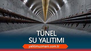 İzobedel Yalıtım Uzmanı - Tünel Su Yalıtımı #15