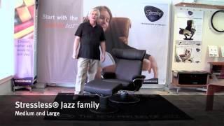 Stressless® Jazz Family By Ekornes - Jazz Medium And Large
