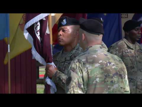 Warrior Transition Battalion - Hawaii Change of Command! Jan. 9, 2018