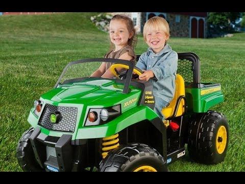 John Deere Ride On Toys >> The Top 10 Best John Deere Ride On Toys That Make Little