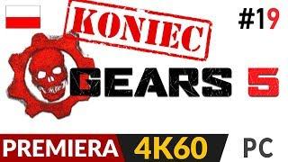 Gears 5 PL z Kondziem ⚙️ odc.19 (#19) Koniec gry  Zakończenie | Gameplay po polsku 4K Ultra