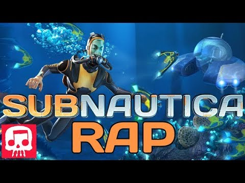 "SUBNAUTICA RAP by JT Machinima - ""Don't Hold Your Breath"""