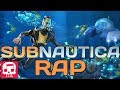 "SUBNAUTICA RAP by JT Music - ""Don't Hold Your Breath"""