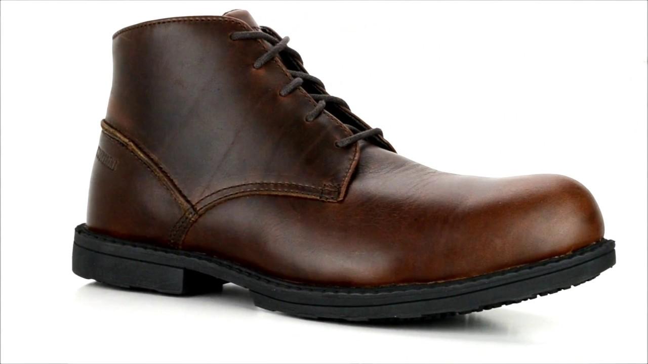 dc79f9e3f3e Men's Wolverine Steel Toe Chukka Work Boot W10819 @ Steel-Toe-Shoes.com