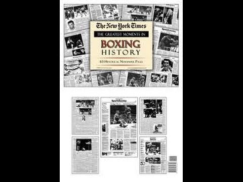 This Day in Boxing History - January 27th