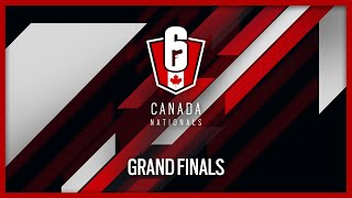 Rainbow Six Siege: LIVESTREAM Canada Nationals - Year Two | Grand Final | Ubisoft [NA]