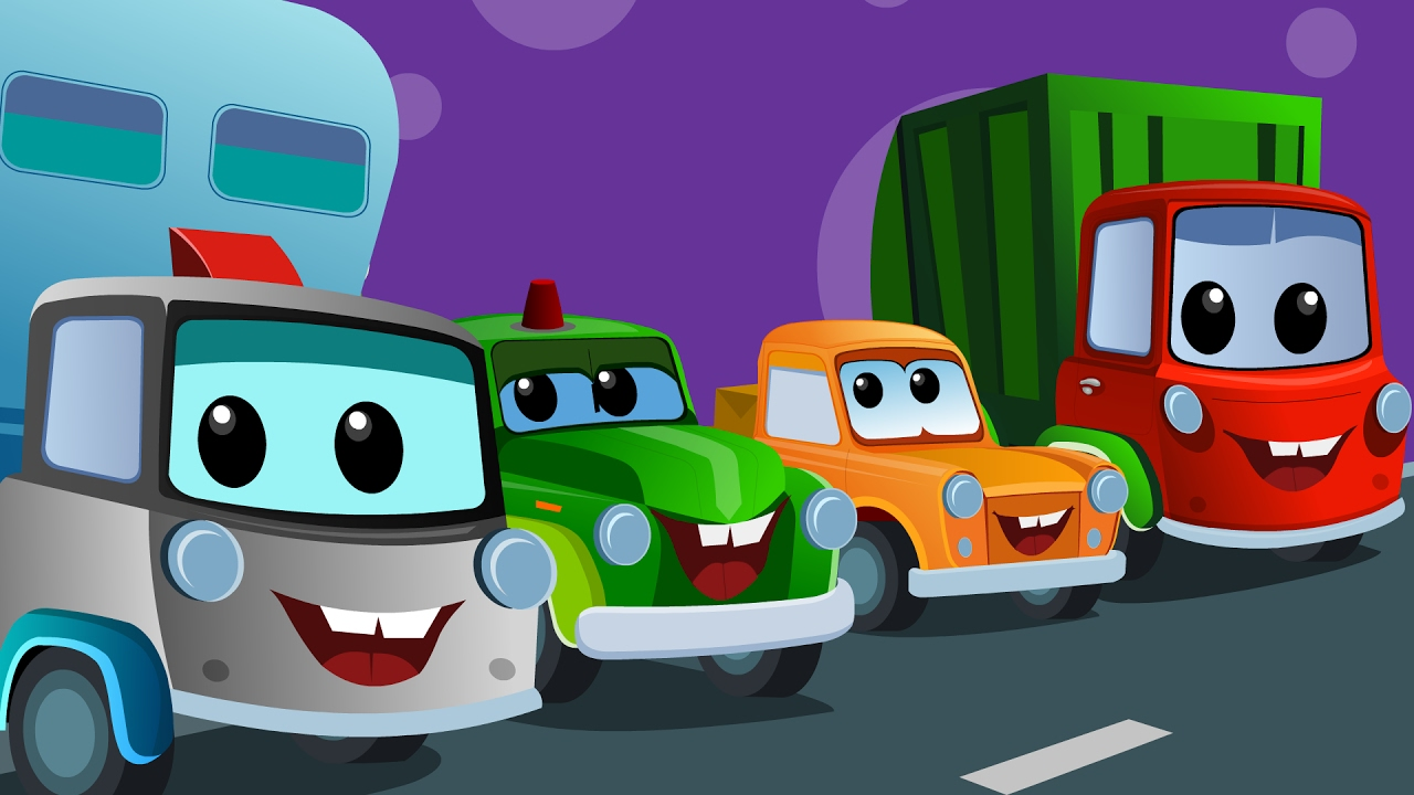 Uncategorized Cartoons Video zeek and friends we are the trucks cars cartoons video for kids youtube