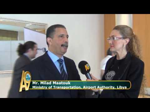 Ministry of Transportation, Airport Authority, Libya - Milad Maatouk...