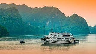 Halong Bay LUXURY CRUISE with Paradise Cruises