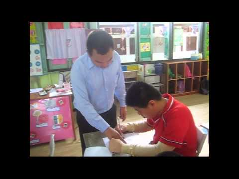 วีดีโอสาธิตการสอนประกอบโครงการ