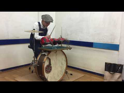 Traditional Style Drum Solo 5