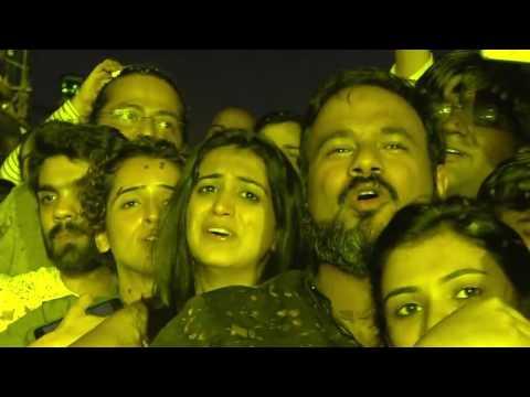 Coldplay Mumbai concert