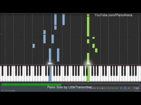 Flo Rida - Whistle (Piano Cover) by LittleTranscriber