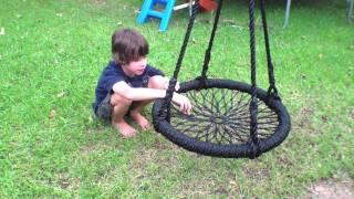 Review Of Round And Round Outdoor Swing