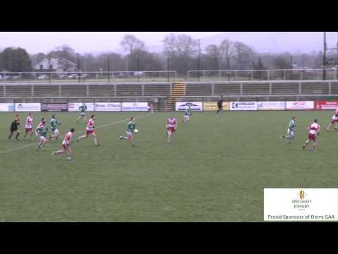Power NI Dr McKenna Cup: Derry v Fermanagh