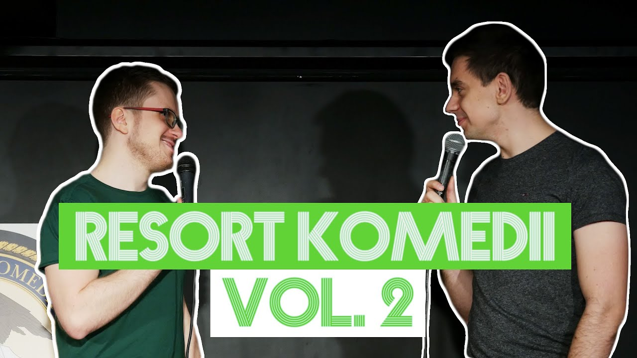 Rejent i Jurkiewicz - Resort Komedii - Odcinek z kotami | Stand-up Polska