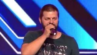Асан Саров и Георги Бенчев - The X Factor Bulgaria (09.09.2014)