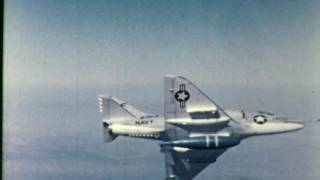 F 2666 Operation Top Gun  A-4 Skyhawk, Douglas AD-7, A3D Sky Warrior,  F3H Demon, F4D Skyray