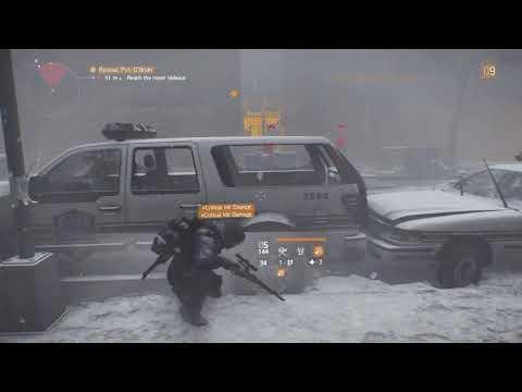 The Division - Rescue JTF |