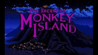Amiga 500 Longplay [049] Monkey Island