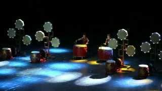 �������� ���� КРАСНЫЕ МАКИ (шоу китайских барабанщиц) ������