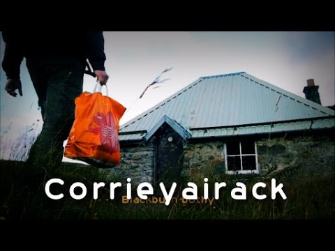 Walk from Braemar to Inverness - Day 4 (Corrieyairack)