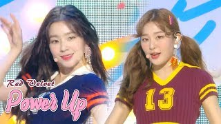 Download Lagu [HOT]RED VELVET - Power up  , 레드벨벳 - Power up    Music core 20180811 MP3
