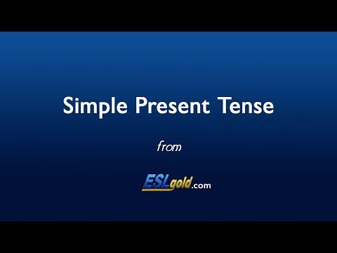 Verb Tense for Literature Analysis Essays