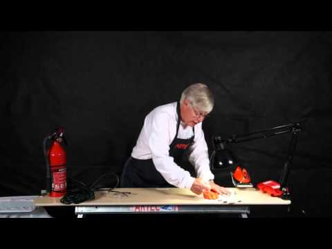ARTECH Part 1 of 9, Ski Tuning with George Merrill, Introduction and Workspace