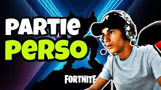 LIVE PART PERSO FORTNITE PLAY code: Traynoxx