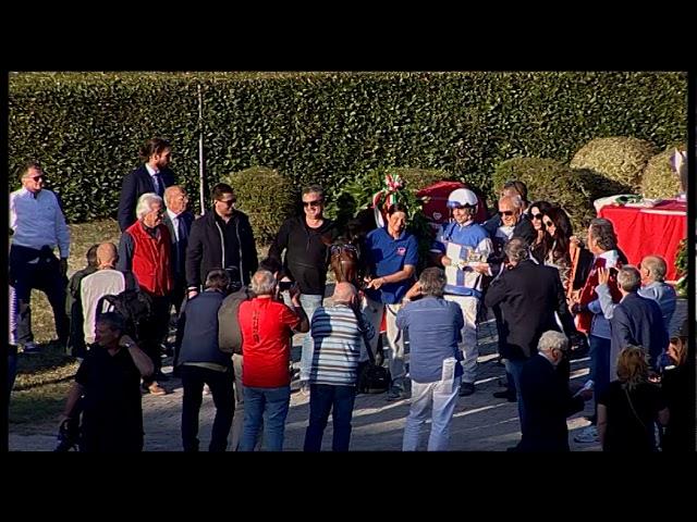 Ippodromo di Bologna | Presentazione Gran Premio Continentale Trofeo Tomaso Grassi 2019