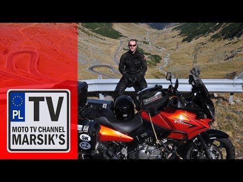 Moto Podróże - [1/2] RUMUNIA 2011 (Transfogarska, Transalpina) MARSIK'S TV