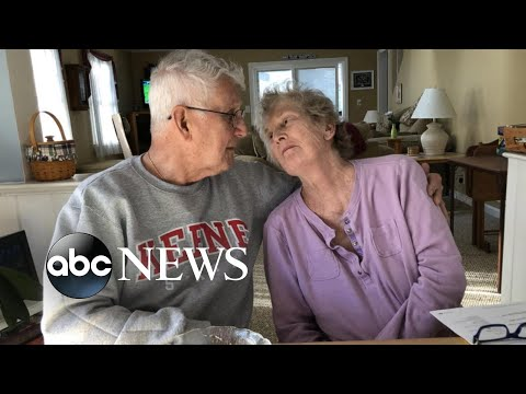 Couple married for almost 60 years reunites after hospitalization | WNT