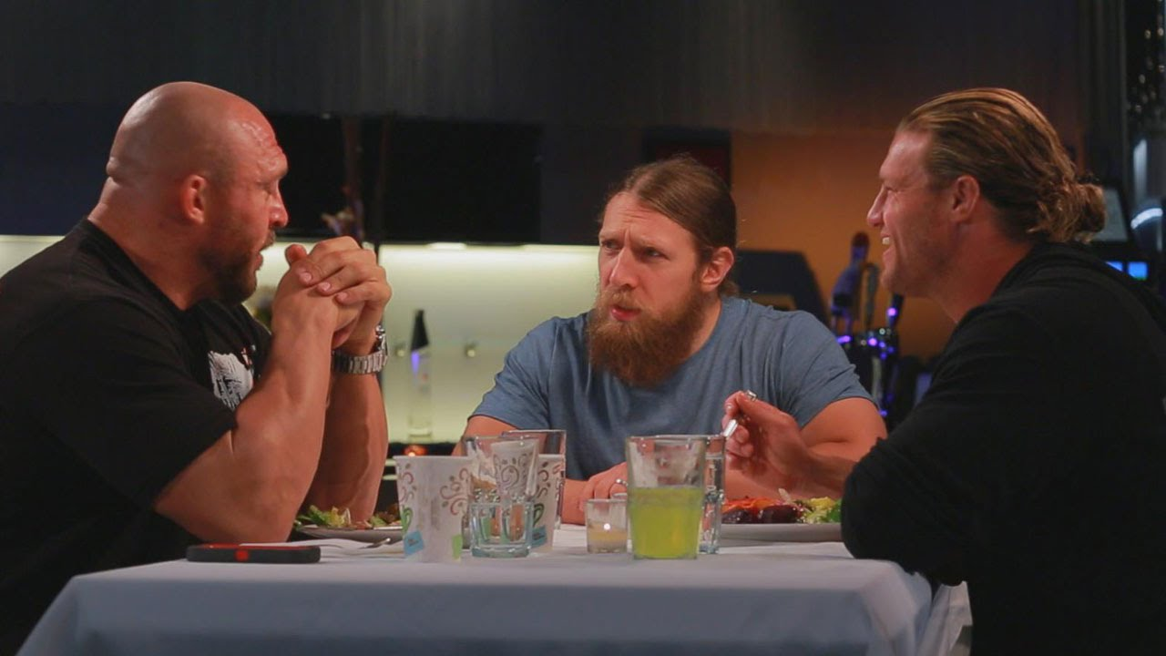 WWE Network: Daniel Bryan Reveals Why He Didnu0027t Want To Appear On Raw  During Table For 3   YouTube