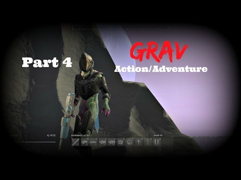 GRAV: New Planet, Weapons, & Armor Levels 20 to 30 - Guide