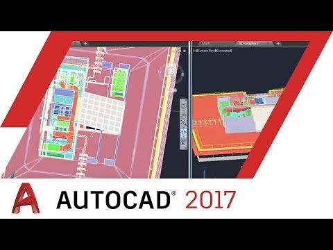 AutoCAD 2017 3D Graphics Upgrade | AutoCAD