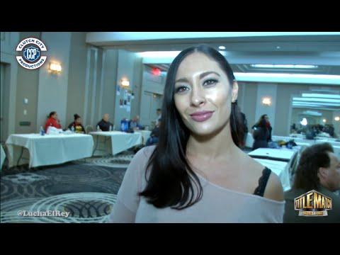 Catrina (Karlee Perez) Talks Lick of Death & Lucha Underground