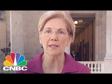 Senator Elizabeth Warren: We Must Hold Executives Accountable. Period! | CNBC