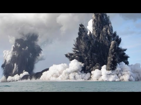 YELLOWSTONE SUPER VOLCANO HIGH ALERT COVERUP: EARTH CHANGING END TIME GIANTS OF THE DEEP 2014