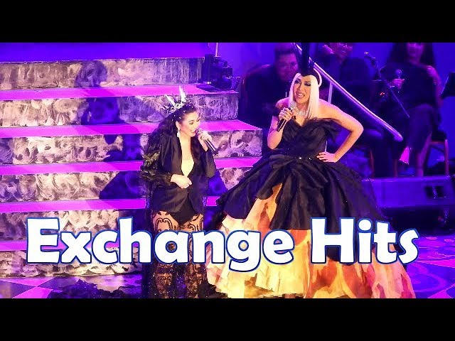 Regine and Vice Ganda Performs Whoops Kiri and Boom Panes with a twist Feb 15, 2019