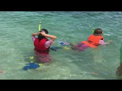 The Malaysian Island of Palau Sibu 2015